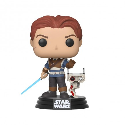 Figurka Star Wars Jedi: Fallen Order - Cal Kestis and BD-1 (Funko POP! Star Wars 337)