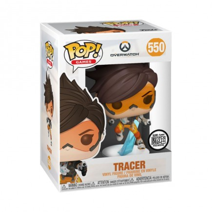 Figurka Overwatch 2 - Tracer (Funko POP! Games 550)