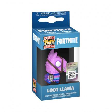 Klíčenka Fortnite - Loot Llama (Funko)