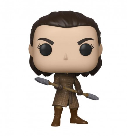 Figurka Game of Thrones - Arya with Two Headed Spear (Funko POP! Game of Thrones 79)
