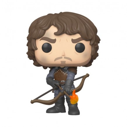 Figurka Game of Thrones - Theon with Flaming Arrows (Funko POP!)