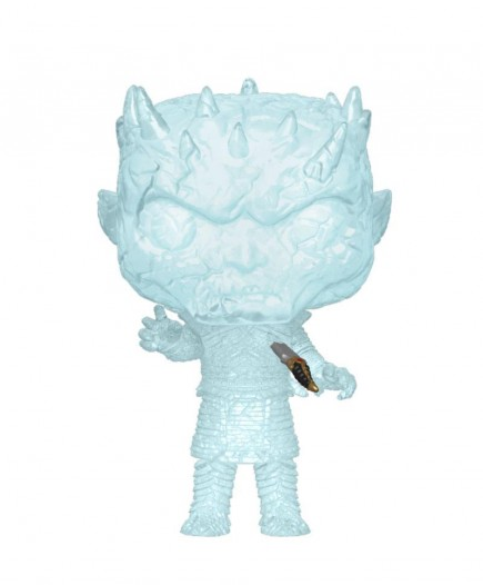 Figurka Game of Thrones - Crystal Night King with Dagger in Chest (Funko POP! Game of Thrones 84)