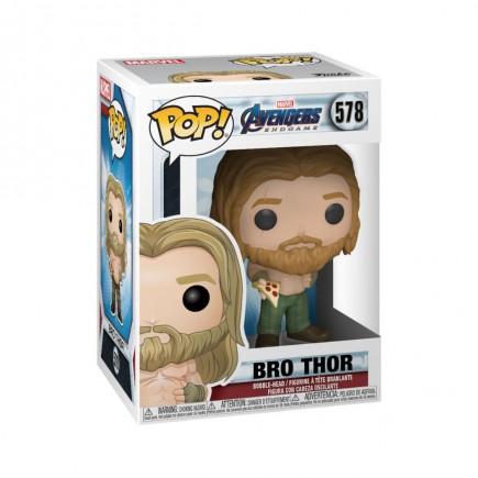 Figurka Avengers: Endgame - Bro Thor (Funko POP! Marvel 578)