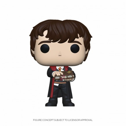 Figurka Harry Potter - Neville w/ Monster book (Funko POP! Movies)