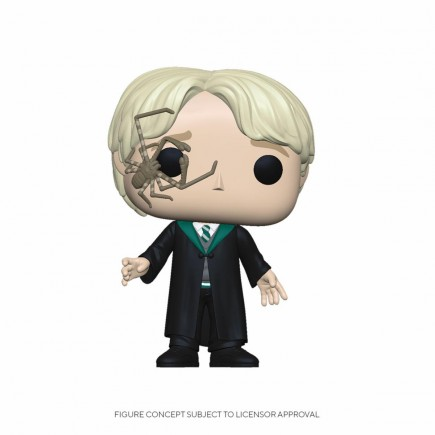 Figurka Harry Potter - Malfoy with Whip Spider (Funko POP! Movies)
