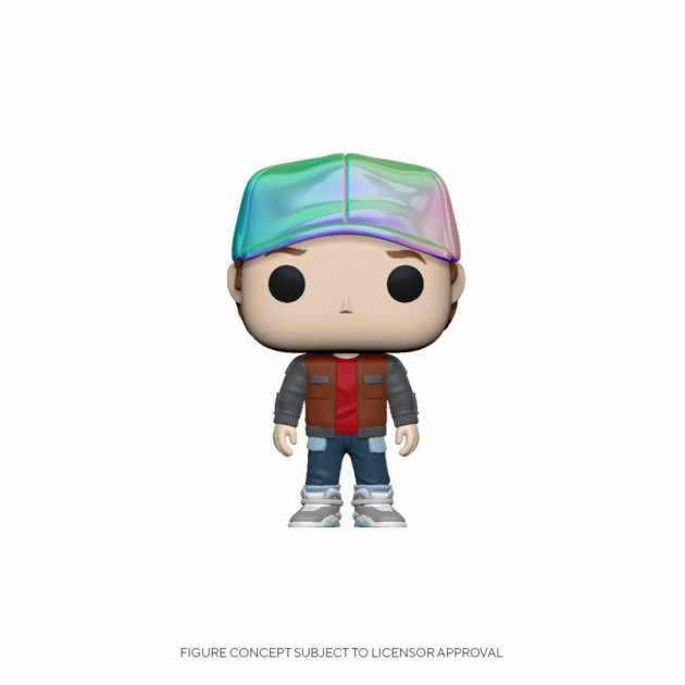 Figurka Back to the Future - Future Marty (Funko POP! Movies)
