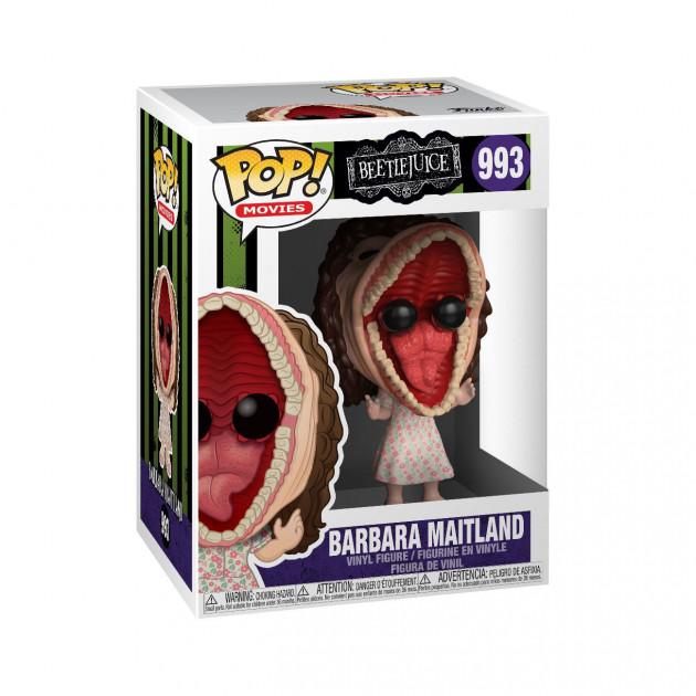 Figurka Beetlejuice - Barbara Transformed (Funko POP! Movies 993)