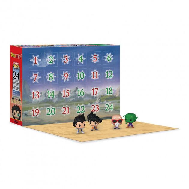 Adventní kalendář Dragon Ball Z - 2020 (Funko Pocket POP!)
