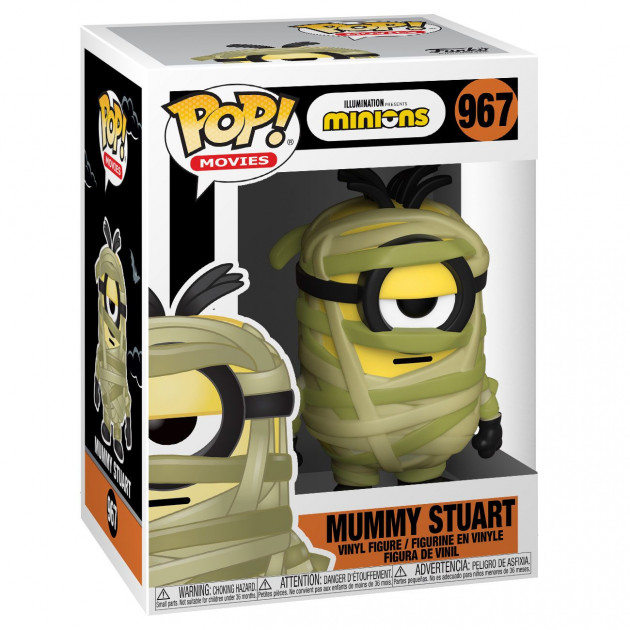 Figurka Minions - Mummy Stuart (Funko POP! Movies 967)