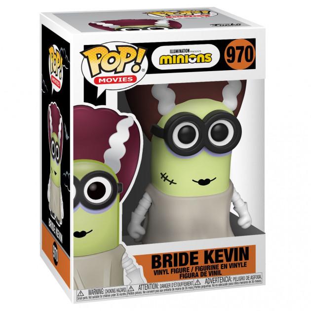 Figurka Minions - Bride Kevin (Funko POP! Movies 970)
