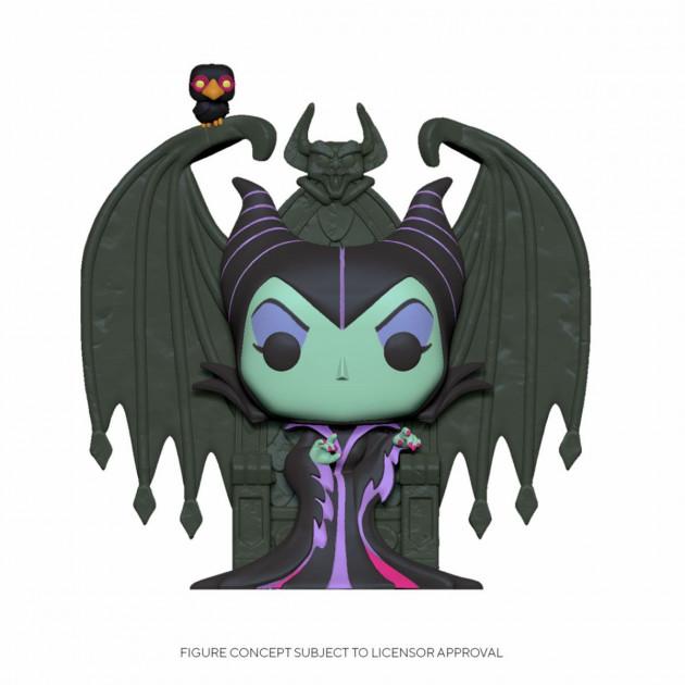 Figurka Disney - Maleficent (Funko POP! Deluxe Movies)
