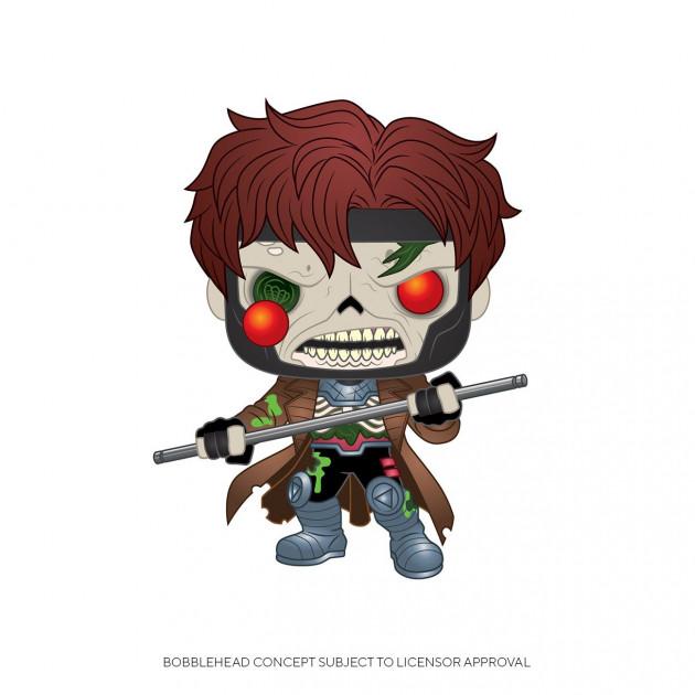 Figurka Marvel Zombies - Gambit (Funko POP! Marvel)
