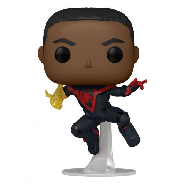 Figurka Spider-Man - Miles Morales Classic Suit Chase (Funko POP! Games)