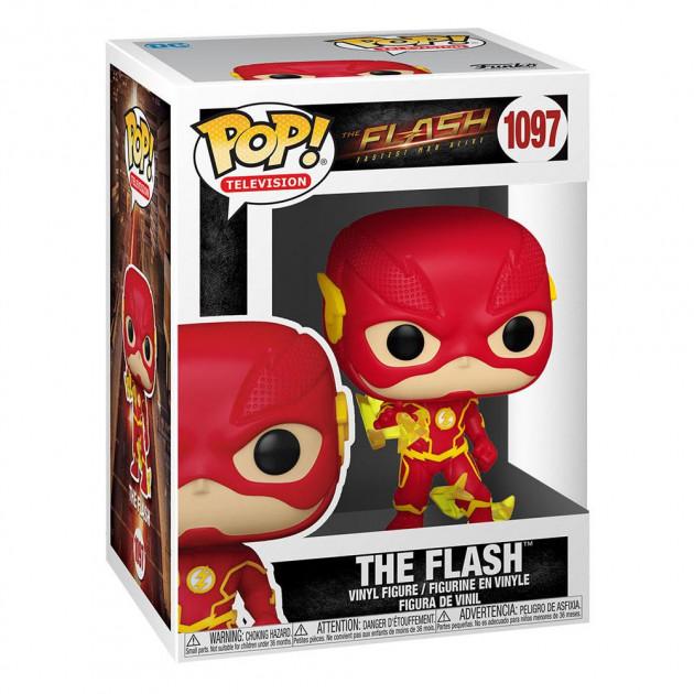 Figurka The Flash - The Flash (Funko POP! Television 1097)
