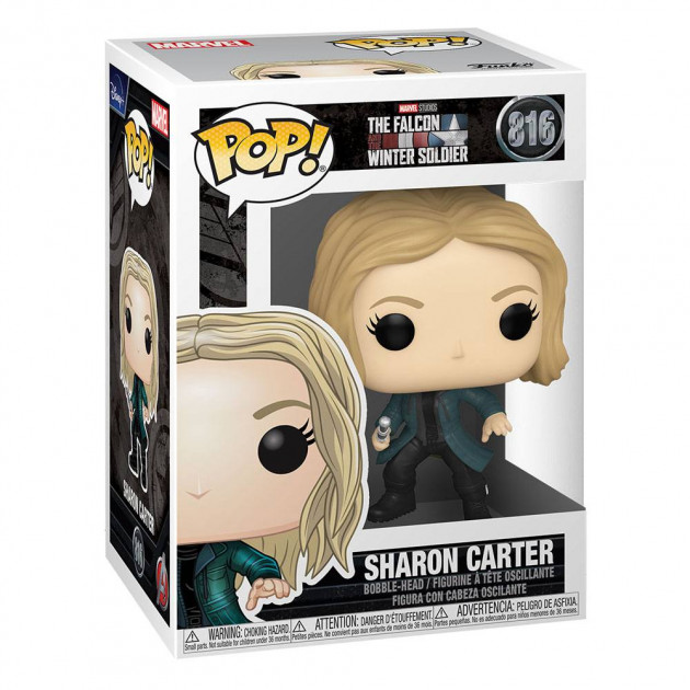 Figurka The Falcon and The Winter Soldier - Sheron Carter (Funko POP! Marvel 816)