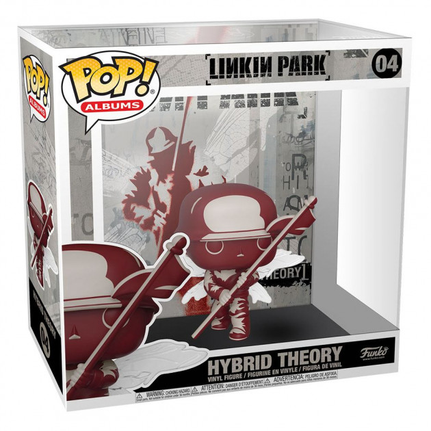 Figurka Linkin Park - Hybrid Theory (Funko POP! Albums 4)