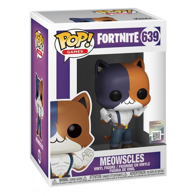 Figurka Fortnite - Meowscles (Funko POP! Games 639)