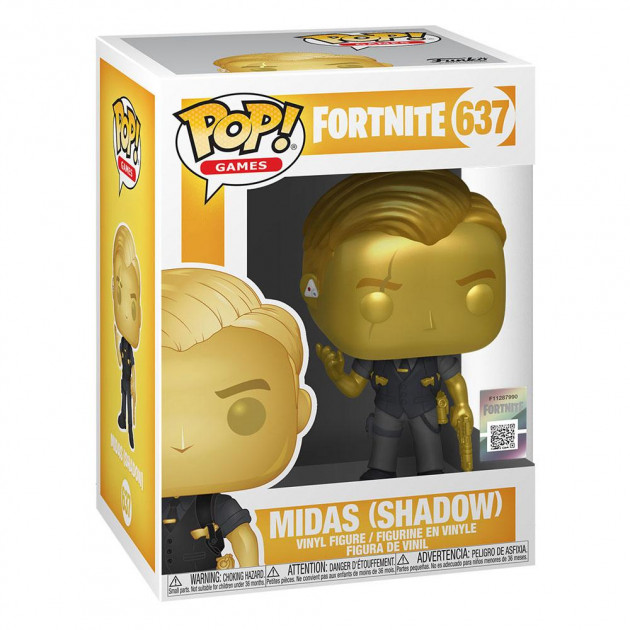 Figurka Fortnite - Midas Shadow (Funko POP! Games 637)