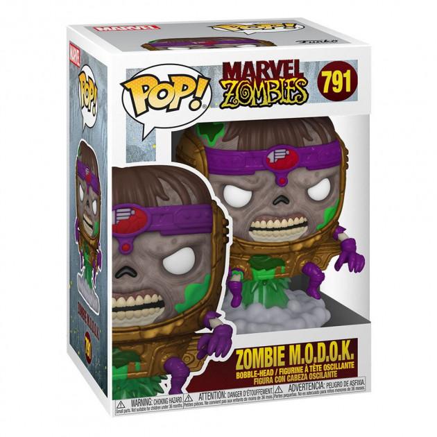 Figurka Marvel Zombies - MODOK (Funko POP! Marvel 791)