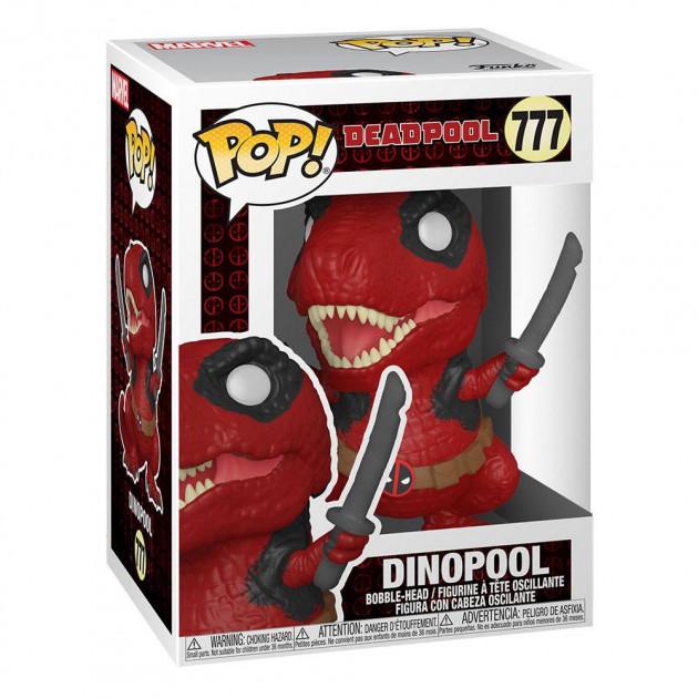 Figurka Deadpool - Dinopool (Funko POP! Marvel 777)