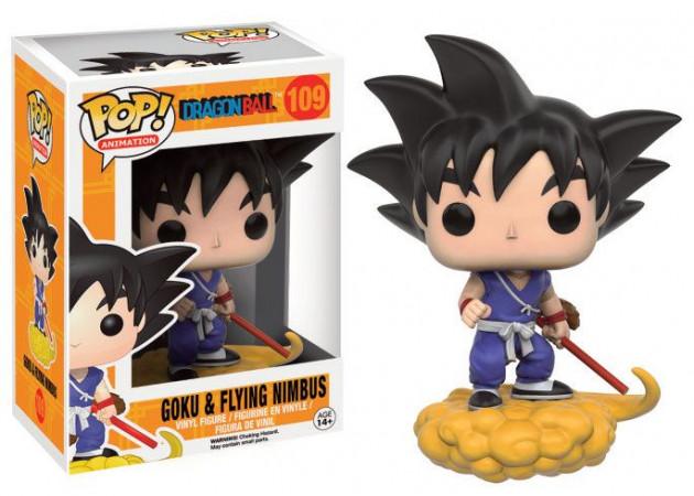 Figurka Dragon Ball Z - Goku and Flying Nimbus (Funko POP! Animation 109)