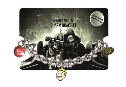 Náramek Fallout - Charm Bracelet Limited Edition