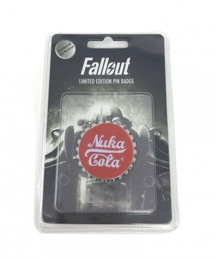 Odznak Fallout - Nuka Cola (limitovaný)