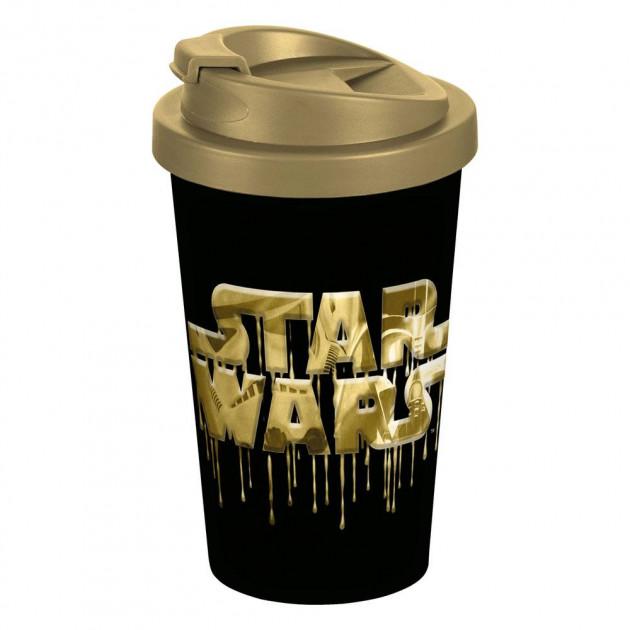 Cestovní hrnek Star Wars - Logo