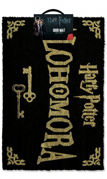 Rohožka Harry Potter - Alohomora