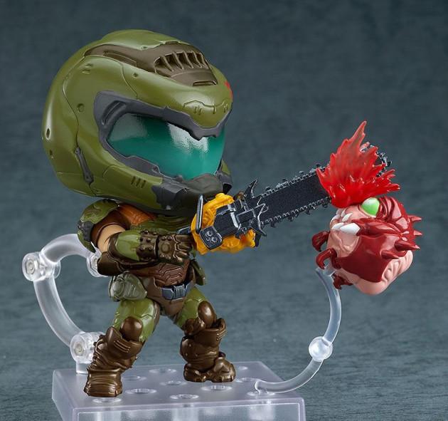 Figurka Doom - Doom Slayer (Nendoroid)
