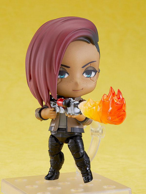 Cyberpunk 2077 Nendoroid Action Figure V: Female Ver. 10 cm