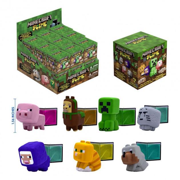 Figurka Minecraft - Slime (náhodný výběr)