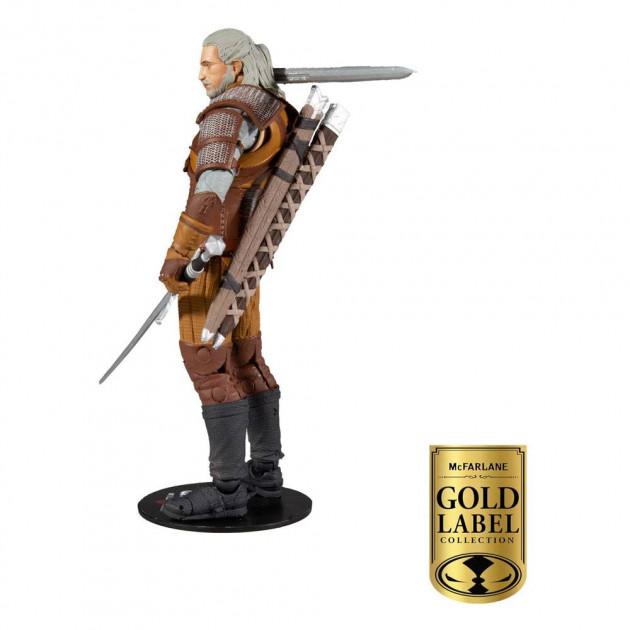 The Witcher Action Figure Geralt WalMart Collector Series 18 cm