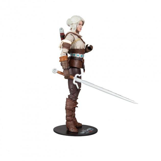 Figurka Zaklínač - Ciri Action Figure 18 cm (McFarlane)