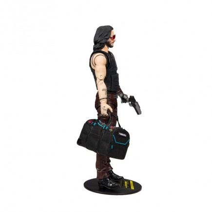 Figurka Cyberpunk 2077 - Johnny Silverhand Exkluzivní (McFarlane, 18 cm)