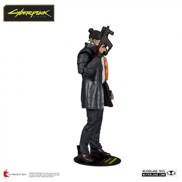 Figurka Cyberpunk 2077 - Takemura (McFarlane, 18 cm)
