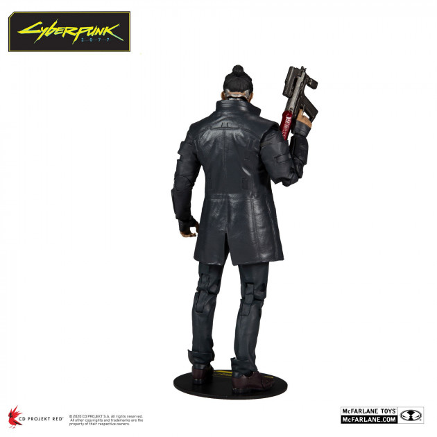 akční figurka cyberpunk 2077