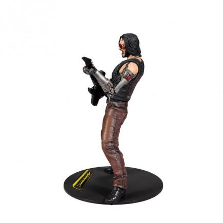 Figurka Cyberpunk 2077 - Johnny Silverhand (McFarlane, 30 cm)