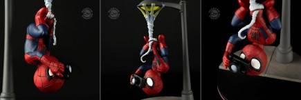 Figurka Spider-Man - Spider Cam (Q-Fig, 14 cm)