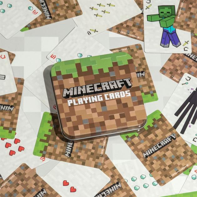 Herní karty Minecraft