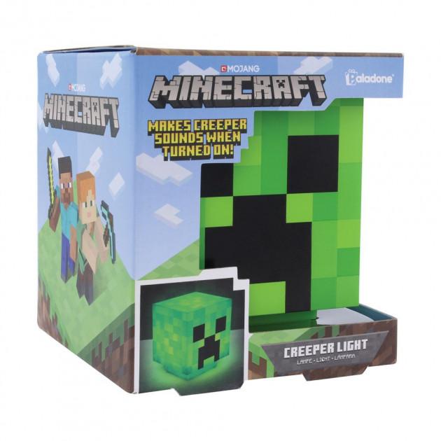 Minecraft Light Creeper
