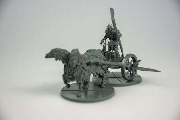 Desková hra Dark Souls - Executioners Chariot (rozšíření)
