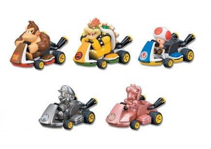 Autíčka Mario Kart - náhodný výběr