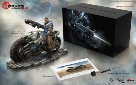 Figurka Gears of War 4 - JD Fenix
