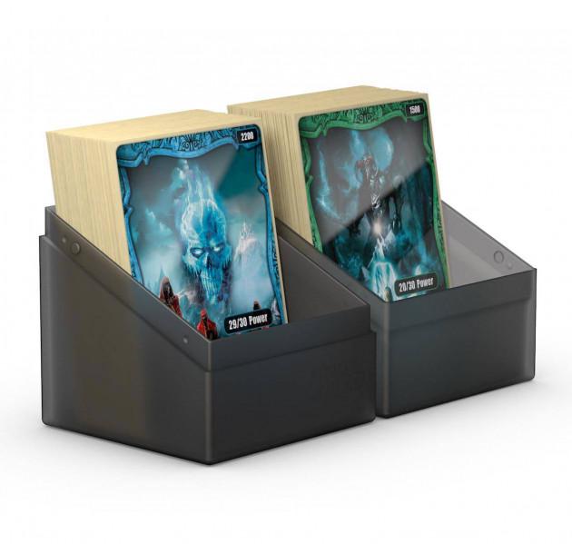 Ultimate Guard Boulder Deck Case 100+ Standard Size Onyx