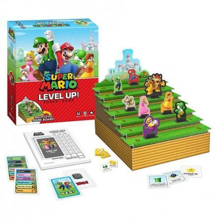 Desková hra Super Mario - Level Up