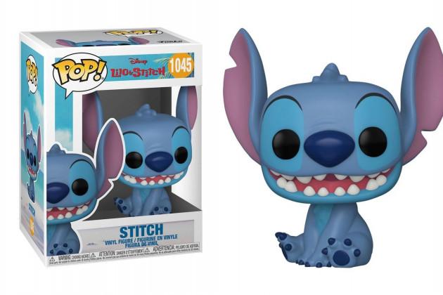 Figurka Disney - Stitch (Funko POP! Disney 1045)