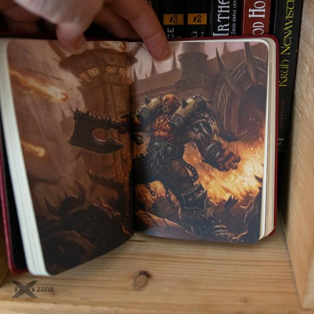 Notebook World of Warcraft Horde