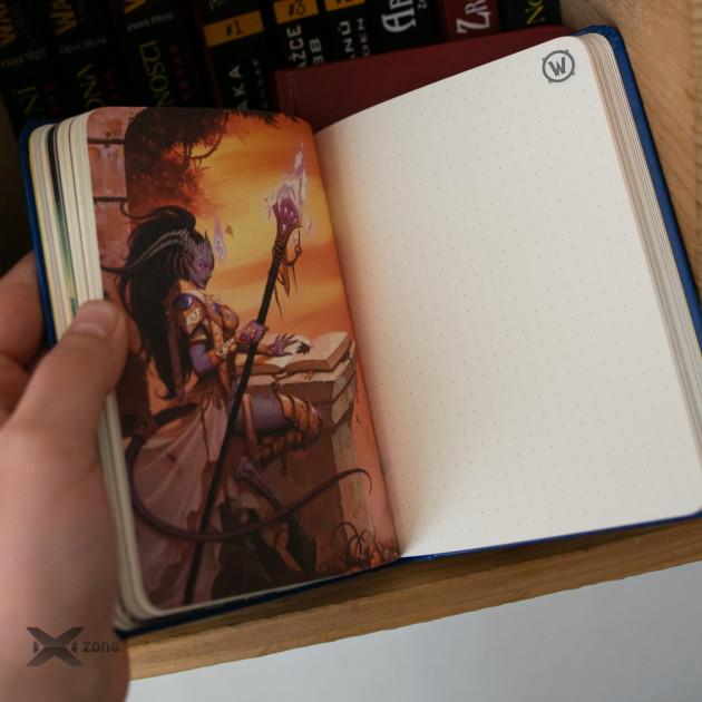 Notebook World of Warcraft Alliance