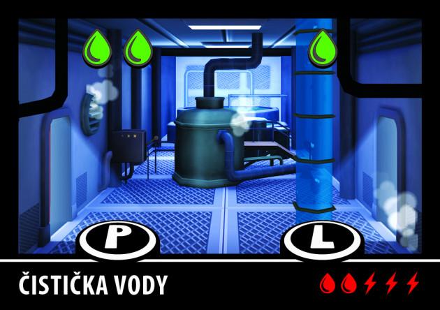 fallout: shelter deskovká hra